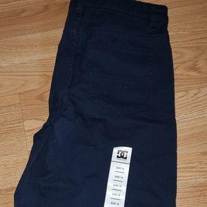 🆕️ DC navy blue shorts